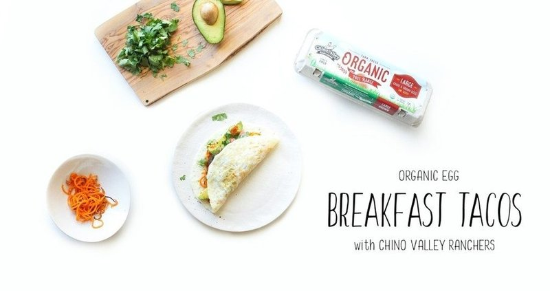 Food blogger shares a healthy breakfast taco recipe using chino kctv5 food blogger shares a healthy breakfast taco recipe using chino valley ranchers eggs forumfinder Images