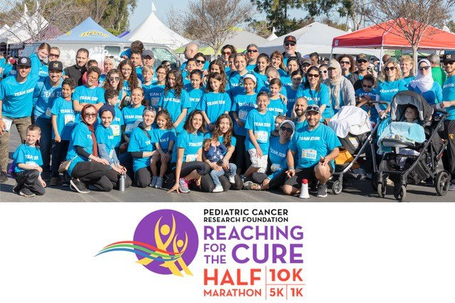 Pediatric Cancer Research Foundation's Reaching For The Cure Rai