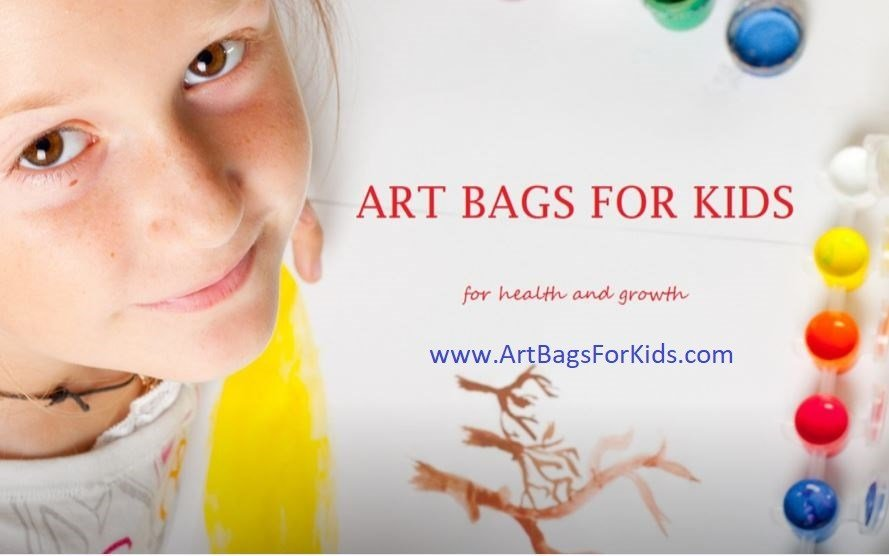 Calling All Aritists Art Bags For Kids In Search Of Arts And Cr