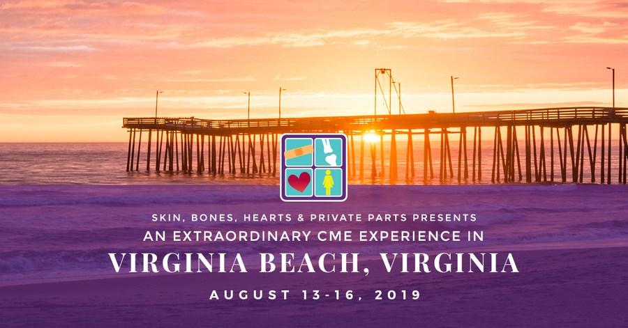 Skin, Bones, Hearts & Private Parts Hosts Virginia Beach
