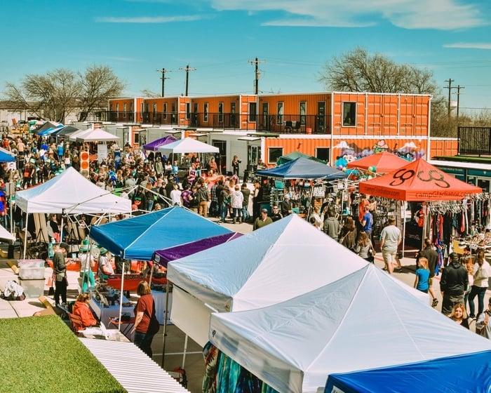 Fort Worth Calendar Of Events 2020 Fort Worth Design District Sets 2019 2020 Event Calendar   WVIR