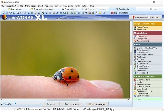 IN MEDIA KG Offers Its State-of-the-art Photo Editing