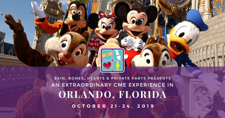 Skin, Bones, Hearts & Private Parts Hosts Orlando, Florida
