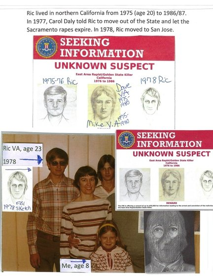 Golden State Killer, A Book Explains The Root Cause In The