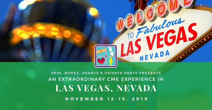 Skin, Bones, Hearts & Private Parts Hosts Las Vegas, Nevada